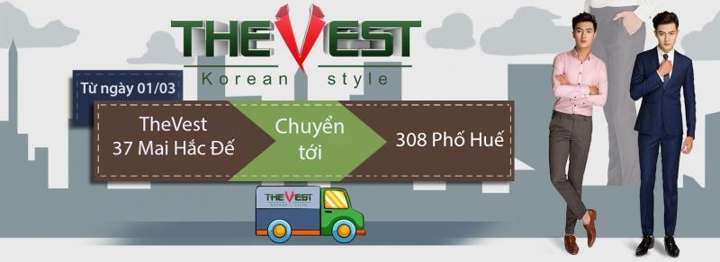 Quần Âu The Vest địa chỉ bán quần âu nam đẹp nhất Hà Nội