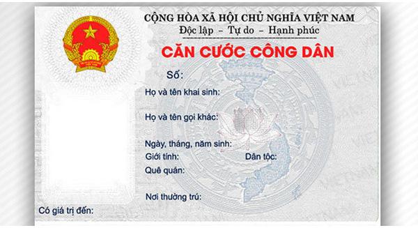 Hiện nay Hà Nội có 31 điểm kafm căn cước công dân