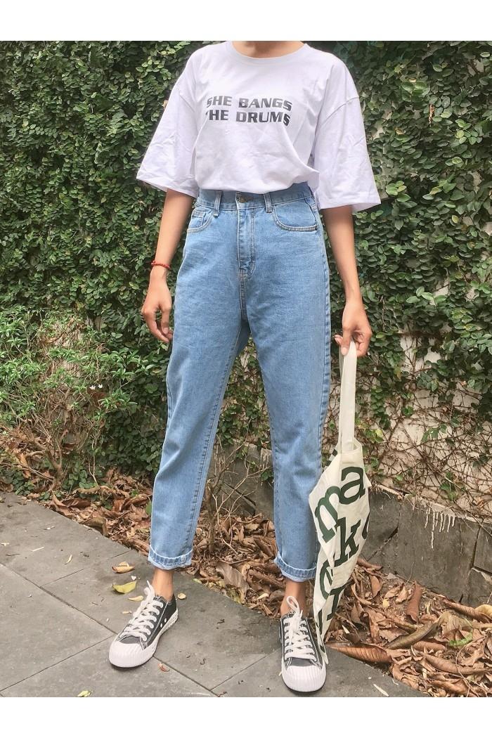Quần baggy được biết đến là loại quần có thiết kế đặc trưng ở phần hông.