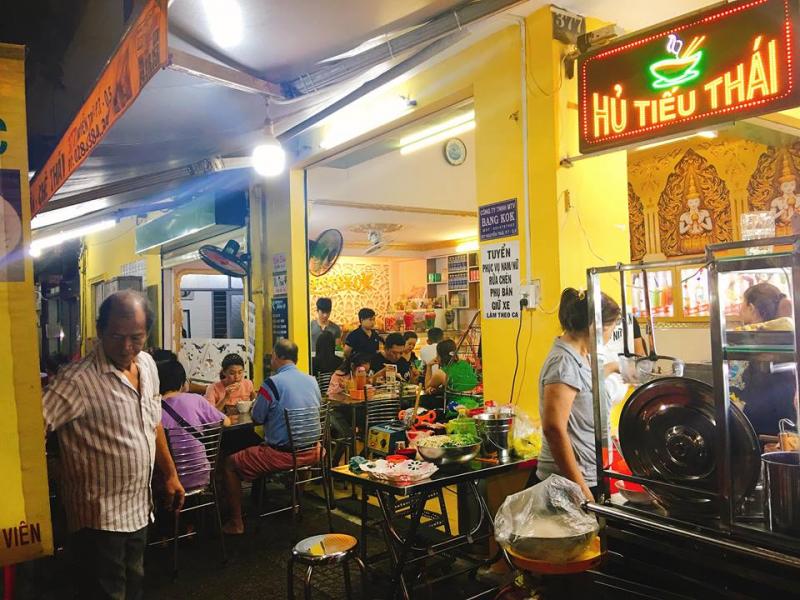 Quán Bangkok - Hủ Tiếu Thái
