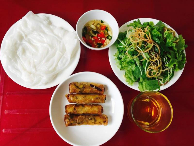 Top 6 quán bánh mướt ngon và chất lượng ở TP Hà Tĩnh