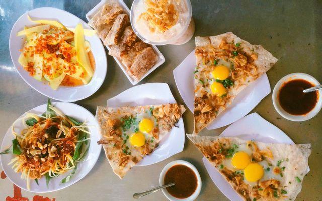 Quán Bánh Tráng Kẹp Dì Hoa