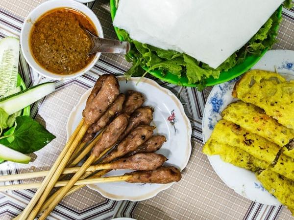 Top 9 Quán nem lụi ngon nhất tại Đà Nẵng