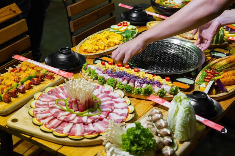 Quán BBQ Korean Hotpot & BBQ
