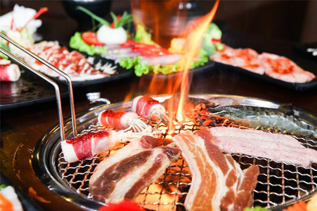Top 8 Quán BBQ ngon nhất tại quận Hai Bà Trưng, Hà Nội