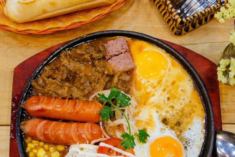 Top 5 Quán bít tết, bánh mì chảo ngon nhất tại Bắc Ninh