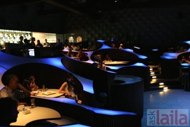 Quán Blue Frog Lounge, Mumbai, Ấn Độ
