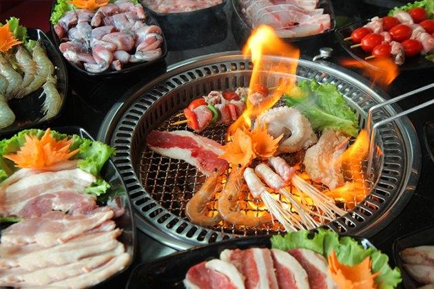 Top 11 quán buffet lẩu nướng ngon tại Hà Nội giá dưới 200.000 đồng