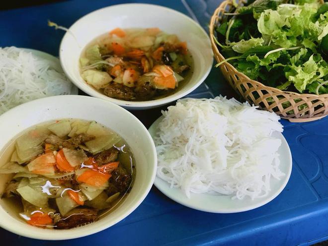 Quán bún chả Bống Xinh