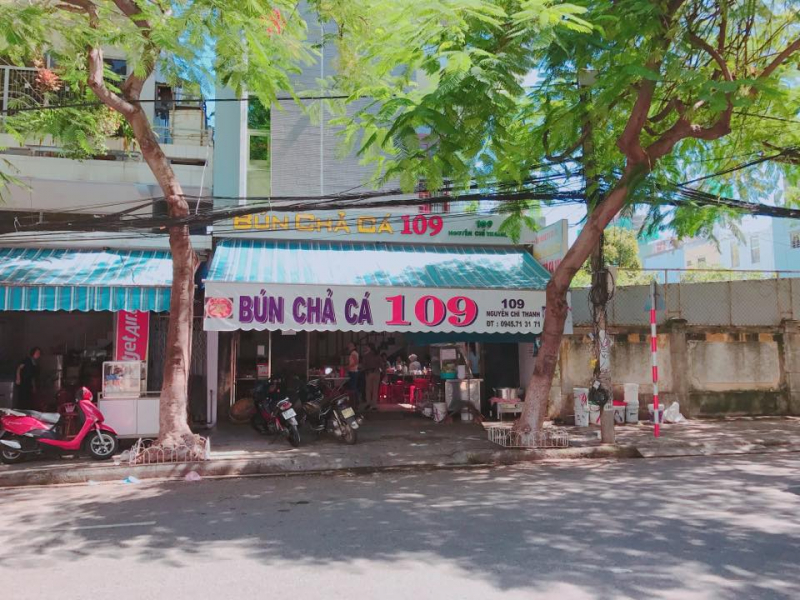 Nguyen Chi Thanh Fish ball noodle restaurant