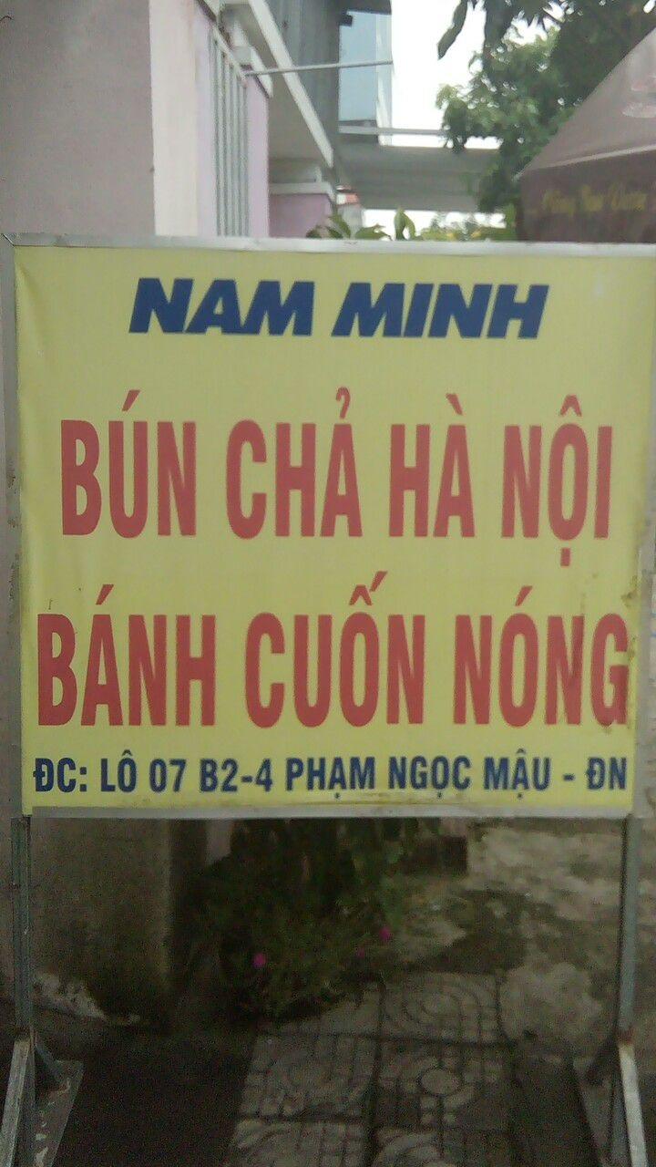 Quán Nam MInh