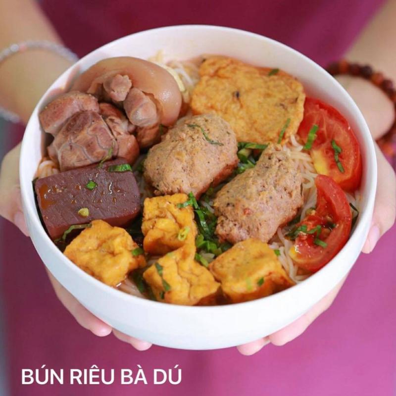 Top 5 Quán bún riêu ngon ở quận Bình Thạnh, TP.HCM