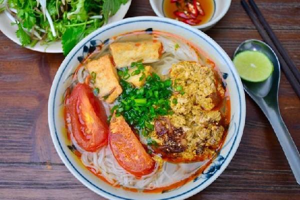 Top 5 Quán bún riêu cua ngon - rẻ nhất ở Đà Lạt