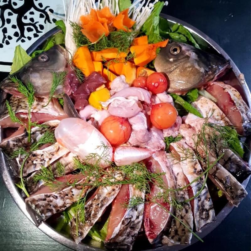 Quán cá Việt Trì Sông Công