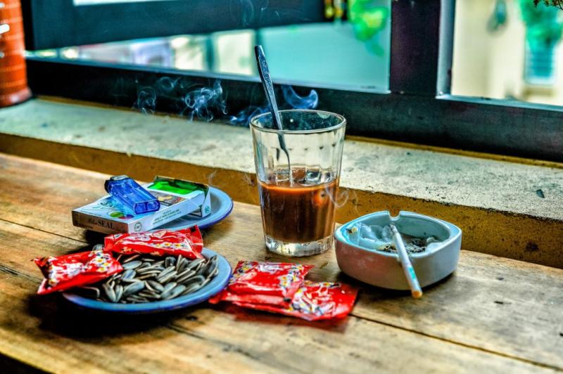 Quán Cafe City View