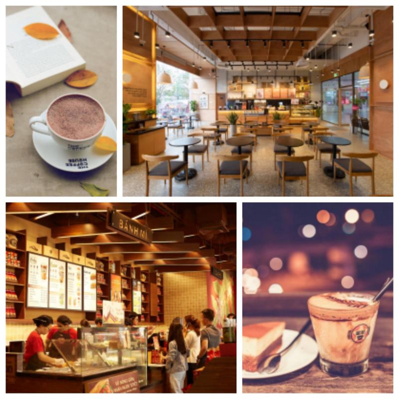 Top 12 Quán cafe đẹp nhất tại thành phố cảng Hải Phòng