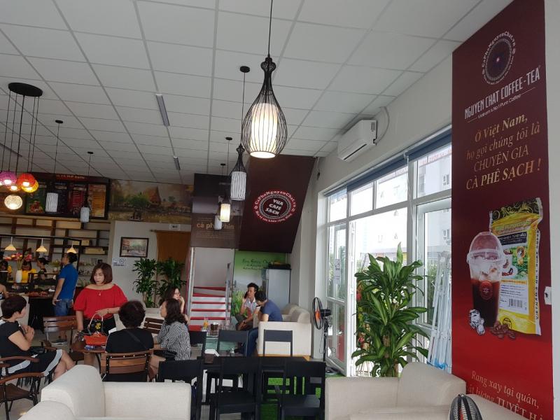 Quán Cafe Sạch Chị Cao Thị Hà Ngân