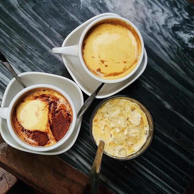 Top 8 Quán cafe trứng ngon nhất Sài Gòn