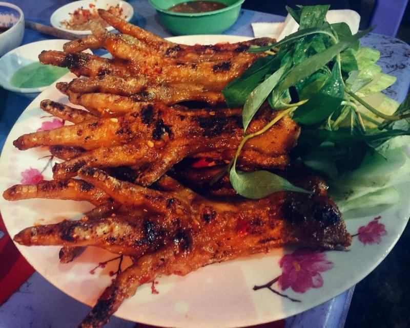 Top 4 quán chân gà ngon tại quận Hoàn Kiếm, Hà Nội