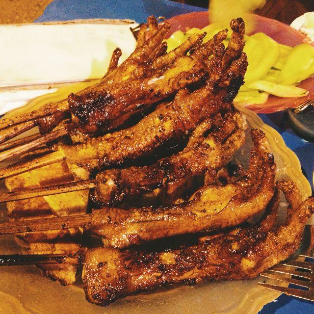 Top 9 quán chân gà nướng ngon nhất tại Hà Nội