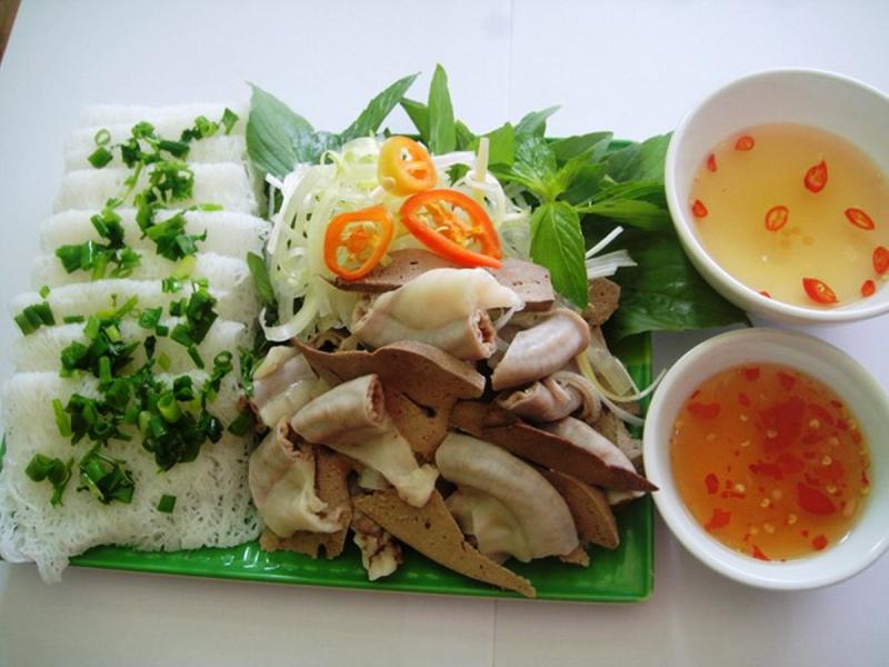 Top 6 Quán cháo lòng bánh hỏi ngon nhất tại Quy Nhơn, Bình Định