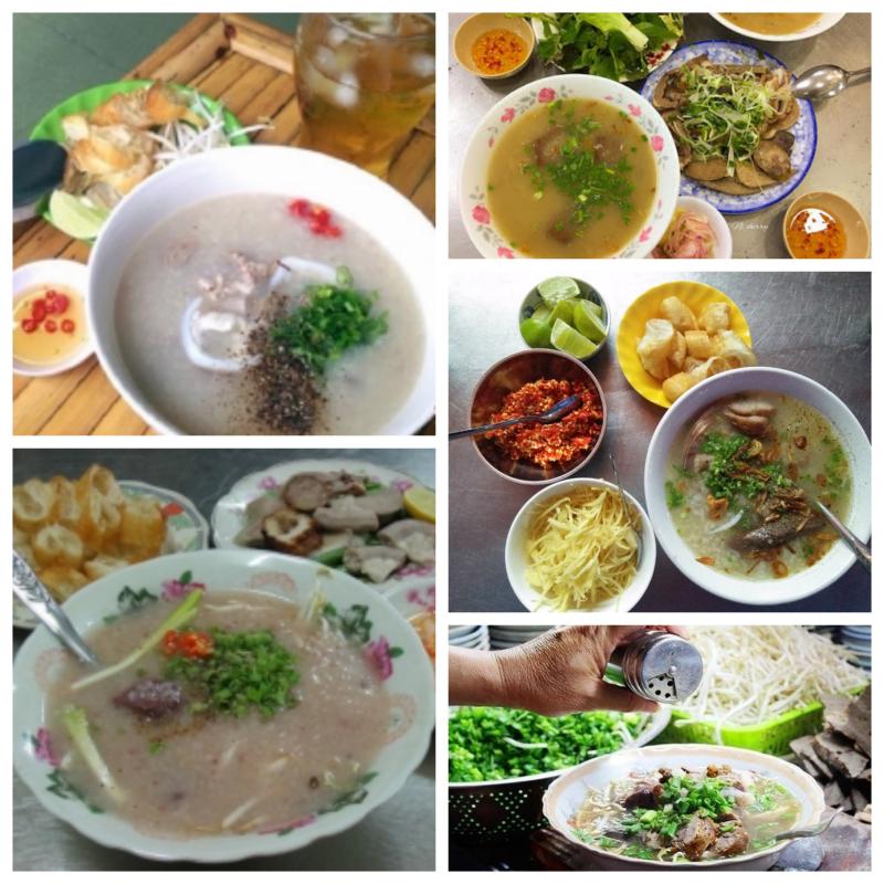Top 10 quán cháo lòng ngon và rẻ nhất Sài Gòn