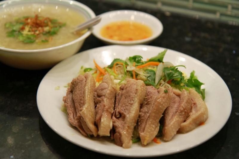 Top 12 quán cháo vịt ngon nhất Sài Gòn