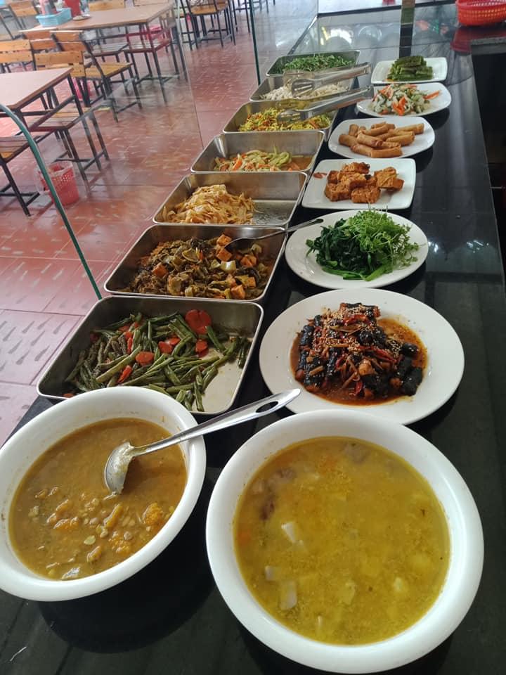 Quán Chay Hương Sen Trắng - Hội An