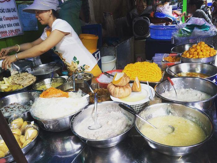 Quán chè cô Huôi – Hồ Thị Kỷ