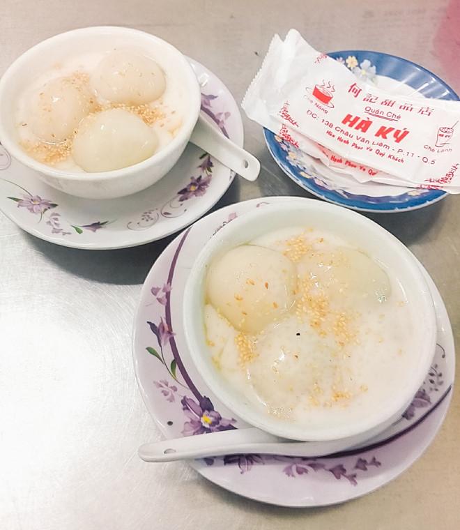 Quán chè Hà Ký – Châu Văn Liêm