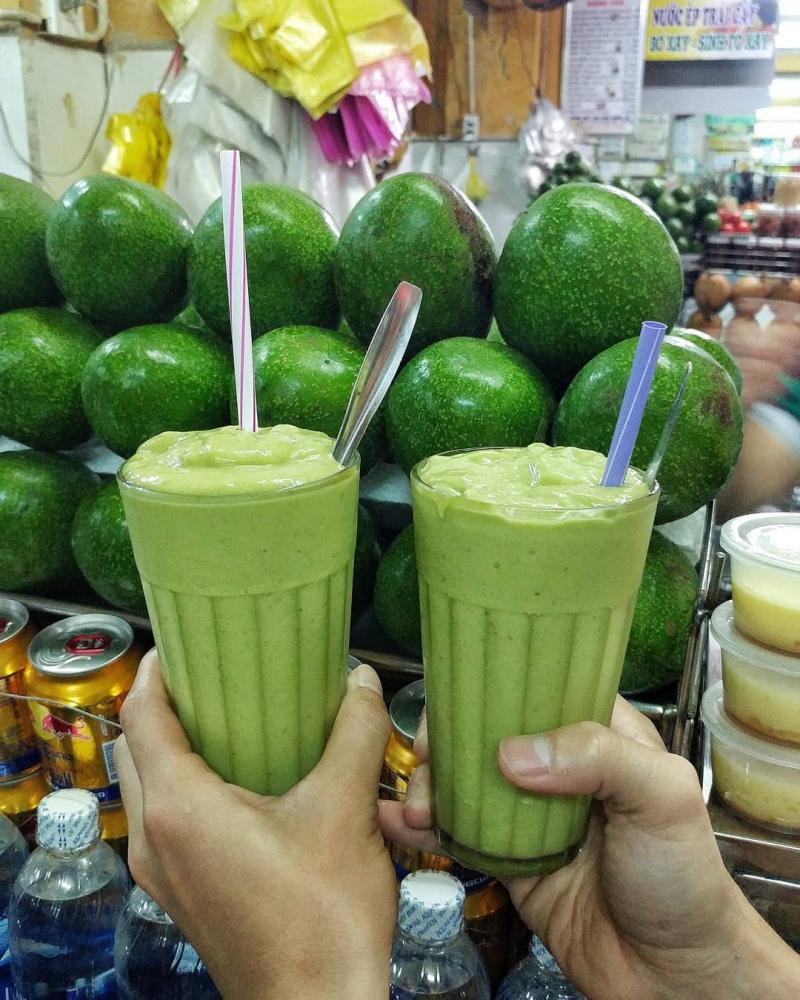 Chè Số 4 Quang Trung Nha Trang