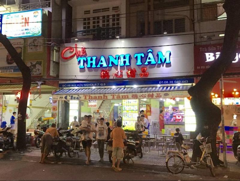Quán chè Thanh Tâm – Bùi Hữu Nghĩa