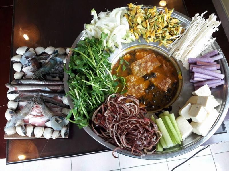 Quán Chén - Lẩu cá kèo Nam Bộ