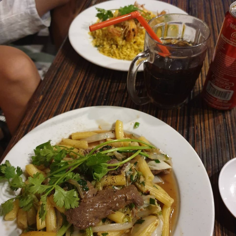 Quán Cô 3 Hậu là một trong những quán ăn ngon nức tiếng ở quận Gò Vấp