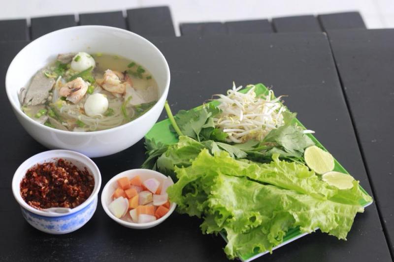 Quán Cô Kim - Hủ Tiếu Nam Vang & Bún Mọc