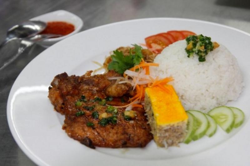 Quán cơm Thu Thảo