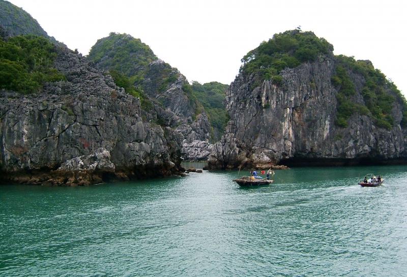 Quần đảo Cát Bà - Quần đảo có nhiều đảo nhất