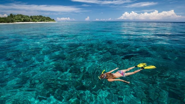 Quần đảo Gili, Indonesia