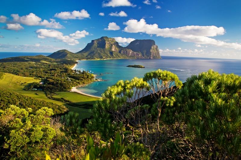 Quần đảo xinh đẹp Lord Howe