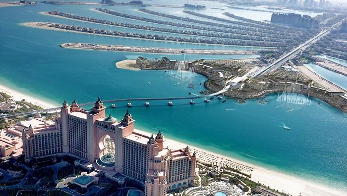 Quần đảo Palm, Dubai