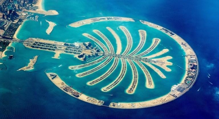 Quần đảo Palm - Dubai - Các tiểu vương quốc Ả Rập thống nhất