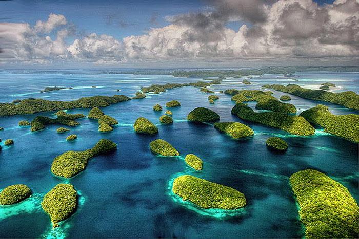 Quần đảo Rock tại Palau