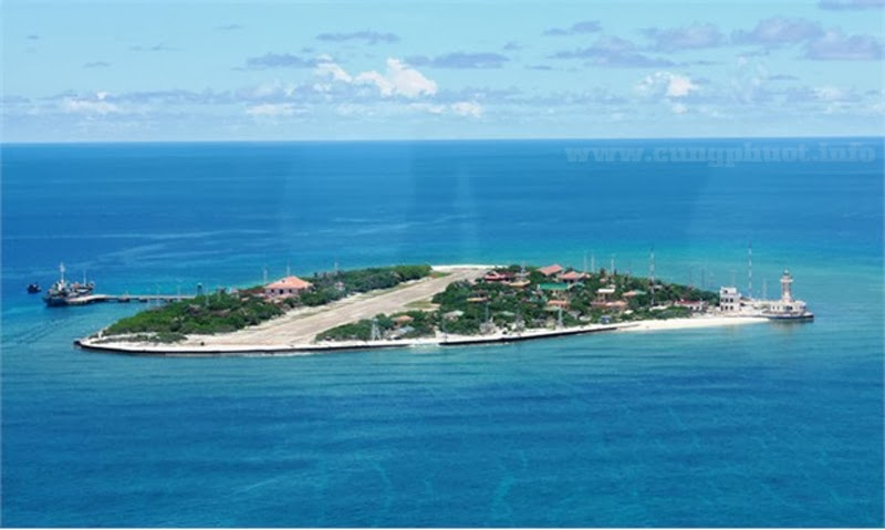 Quần đảo Trường Sa - Quần đảo xa bờ nhất
