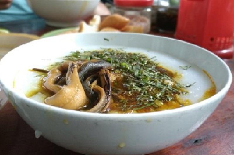 Cháo lươn thơm ngon