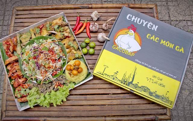 Những món ăn được chế biến từ gà hấp dẫn