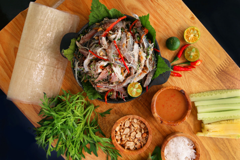 Top 5 Quán gỏi cá ngon, hút khách nhất tại Sài Gòn