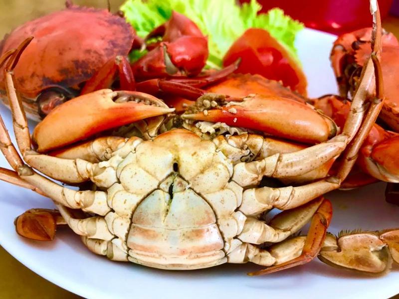 Quán hải sản Bình Ba Cần Thơ