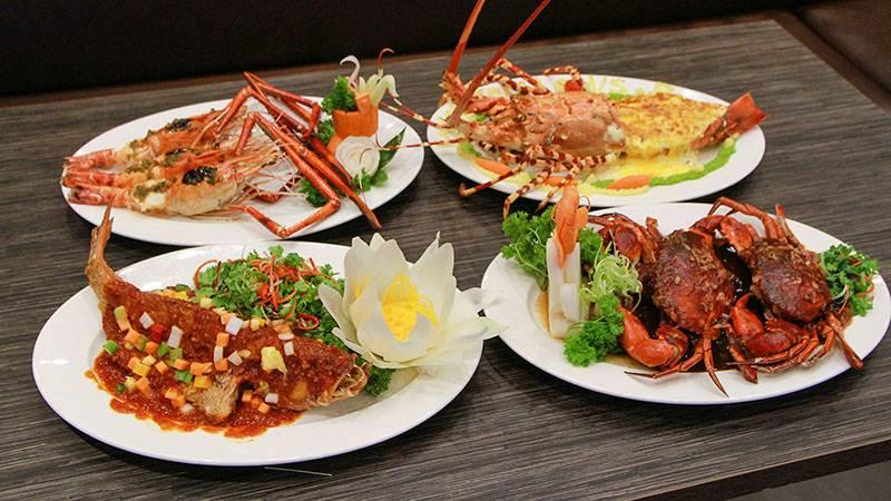 Top 8 Quán hải sản ngon nhất đường Võ Nguyễn Giáp, Quận Sơn Trà, Đà Nẵng