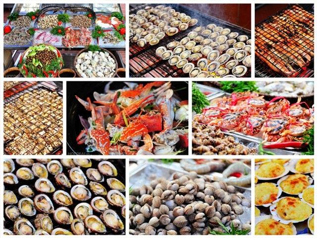 Quán hải sản Ớt Xanh - quán ăn ngon nhất đường Phạm Văn Đồng, Nha Trang