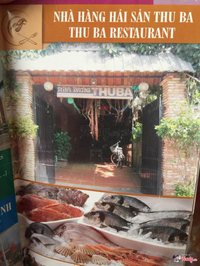Quán Thu Ba (nguồn foody)